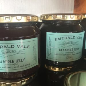 Emerald Vale Kei Apple jelly