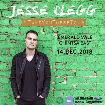 Jesse Clegg #TakeYouThereTour 2018